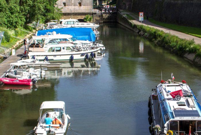 Halte nautique Moulin Saint Paul ©Emmanuel Eme