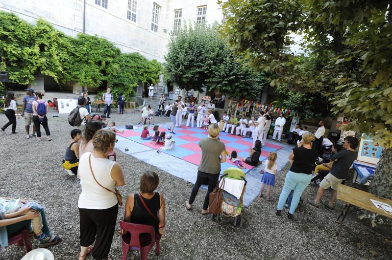 Fête des Associations à Saint-Jacques